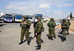 बेलारूस में रूसी सैनिक सैन्य अभ्यास के लिए तैयार