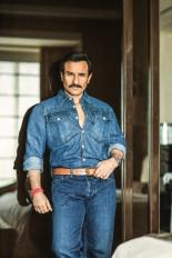 फिल्म भूत पुलिस की मुख्य भूमिका में सैफ अली खान, अर्जुन कपूर
