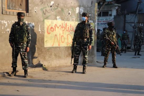 जम्मू-कश्मीर में सुरक्षा बलों की मुस्तैदी से पुलवामा जैसा हमला टला