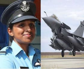 बनारस: राफेल के स्क्वाड्रन गोल्डन एरो में पहली महिला फायटर पायलट बनीं शिवांगी, मां ने कहा गोल्डन गर्ल के नाम को सुनकर खुशी हुई
