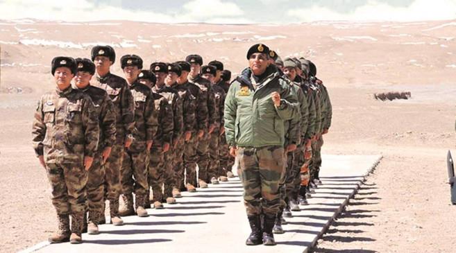 India-China: 14 घंटे चली कमांडर स्तर की छठवीं बैठक, फ्रंटलाइन पर ज्यादा सैनिकों को न भेजने पर राजी हुए दोनों देश