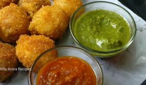 Snacks: बनाएं मशरूम के क्रिस्पी पकोड़े, आसान है रेसिपी