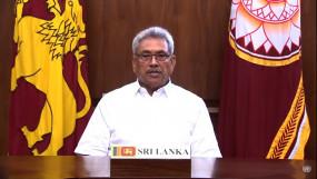 श्रीलंका सुनिश्चित करेगा कि कोई भी देश हिंद महासागर पर हावी न हो: राजपक्षे