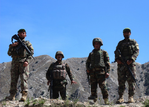 तालिबान ने एक दिन में 24 अफगान प्रांतों पर किए हमले