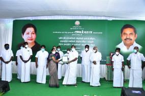 तमिलनाडु के मुख्यमंत्री ने गलवान में शहीद हुए पलानी की पत्नी को नौकरी दी
