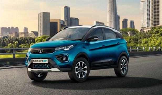 SUV: Tata Nexon EV ने मारी बाजी, बनी भारत की सबसे ज्यादा बिकने वाली इलेक्ट्रिक कार