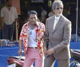 शिक्षक दिवस : लगान अभिनेता दया शंकर ने अमिताभ को याद किया
