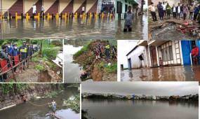 तेलंगाना: हैदराबाद और आस पास के क्षेत्रों में भारी वर्षा