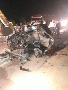तेलंगाना : सड़क दुर्घटना में तीन लोगों की मौत