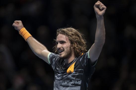 टेनिस : सितसिपास हैम्बर्ग ओपन के सेमीफाइनल में पहुंचे