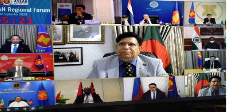 रोहिंग्या संकट हल न होने से पनपेगा आतंकवाद : बांग्लादेशी विदेश मंत्री