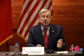 चीन-अमेरिका संबंधों के विकास में टेरी ब्रेंस्टाड की भूमिका जारी रहेगी: चीन
