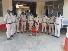 हत्या का मास्टरमाइंड मथुरा से गिरफ्तार, 20 हजार में दी थी सुपारी