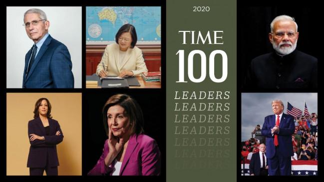 टाइम मैगजीन की लिस्ट: पीएम मोदी, शाहीन बाग वाली 'दादी' और बॉलीवुड एक्टर आयुष्मान खुराना 100 प्रभावशालियों की सूची में शुमार