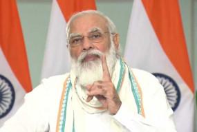 दीनदयाल के आशीर्वाद से आज 130 करोड़ भारतीयों का जीवन बेहतर हो रहा: मोदी