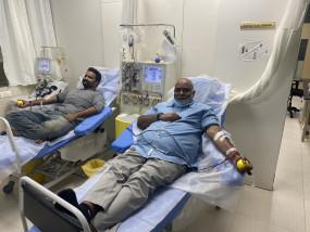 टॉलीवुड संगीत निर्देशक कीरवानी ने दूसरी बार किया प्लाज्मा दान