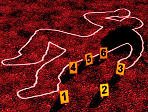 पश्चिमी दिल्ली के ख्याला में दो लोगों की हत्या