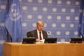 संयुक्त राष्ट्र: UN प्रमुख ने की पत्रकारों पर हुए हमलों की निंदा, कहा- पूरा समाज इसकी कीमत चुकाता है