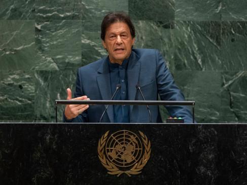United Nations General Assembly: इधर पाक प्रधानमंत्री इमरान ने आरोप लगाना शुरू किया, उधर भारत ने किया वॉकआउट
