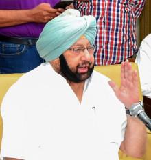 कृषि विधेयक पारित होने से पंजाब में अशांति फैल सकती है : मुख्यमंत्री