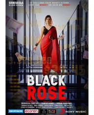 उर्वशी ने दिखाई तेलुगू फिल्म ब्लैक रोज में अपने किरदार की झलक