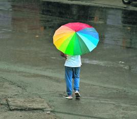 नागपुर में मौसम का बदला रंग, दोपहर में गर्मी, शाम को बरसात