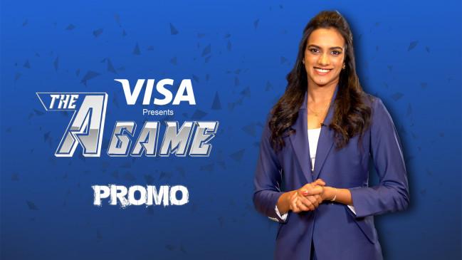 द ए-गेम वेबसीरीज को पेश करेंगी विश्व चैंपियन सिंधु
