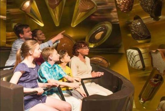 अजब-गजब: इस देश में है दुनिया का सबसे बड़ा चॉकलेट म्यूजियम, जहां खुद चॉकलेट बनाकर देख सकते हैं विजिटर्स