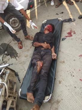 यवतमाल: अज्ञात वाहन की टक्कर में युवक की दर्दनाक मौत