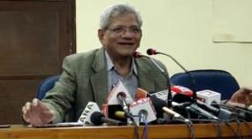 दिल्ली हिंसा मामले में येचुरी का नाम, कांग्रेस संसद में उठाएगी मुद्दा
