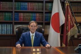 योशीहिदे सुगा जापान के नए प्रधानमंत्री चुने गए