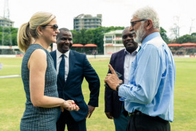 जिम्बाब्वे क्रिकेट टीम को पाकिस्तान दौरे की मिली मंजूरी