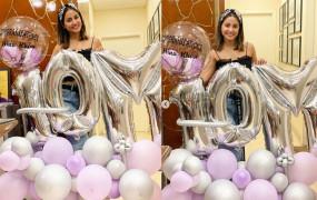 अभिनेत्री हिना खान के इंस्टाग्राम पर 1 करोड़ फॉलोअर्स
