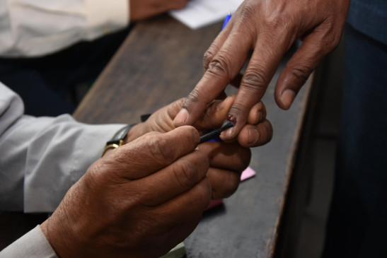 बिहार में पहले चरण के चुनाव के लिए दाखिल नामांकन के 1,090 पर्चे सही