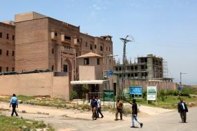 कोविड-19 के मद्देनजर इस्लामाबाद के 11 अदालत सील
