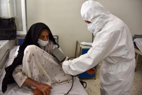 अफगानिस्तान में कोरोना के 116 नए मामले