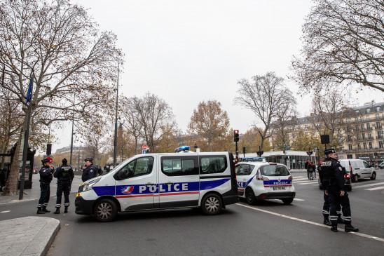 फ्रांस के नीस शहर में 2 लोगों की चाकू से हत्या