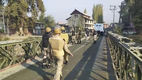 श्रीनगर मुठभेड़ में 2 आंतकवादी ढेर (लीड-1)