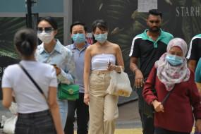 मलेशिया में कोरोना के 660 नए मामले