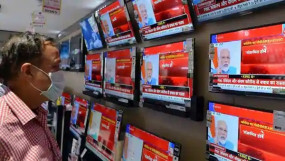 देश के 73.9 प्रतिशत भारतीयों ने कहा, मनोरंजन का साधन बन चुके हैं न्यूज चैनल