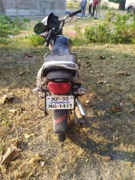 मोटर साइकिल की टक्कर से 8 वर्षीय बालक की मौत
