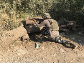 कश्मीर के पुलवामा में आतंकी हमले में एक जवान घायल