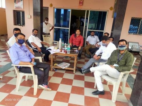 एनसीएल और एनटीपीसी के ठेकेदार के आवास पर छापा -20 सदस्यीय टीम की कार्रवाई, 6 घंटे तक रिकार्ड खंगाले