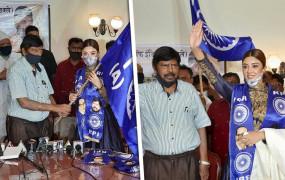 Maharashtra: पायल घोष अठावले की पार्टी RPI में शामिल हुईं, एक्ट्रेस ने अनुराग कश्यप पर यौन शोषण का आरोप लगाया था
