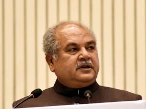 कृषि मंत्री ने लॉन्च किया 10 हजार करोड़ का आयुष्मान सहकार फंड