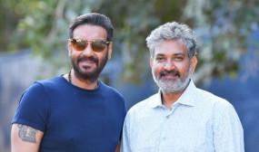 अजय देवगन तेलुगू डॉयरेक्टर राजामौली को उनके जन्मदिन पर शुभकामनाएं दीं