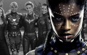 सभी महिला एवेंजर्स वाली फिल्म जल्द आएगी: लेटेशिया राइट