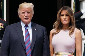 अमेरिका: राष्ट्रपति डोनाल्ड ट्रंप और पत्नी मेलानिया कोरोना पॉजिटिव, हुए क्वारंटीन, पीएम मोदी ने की जल्द स्वस्थ होने की कामना
