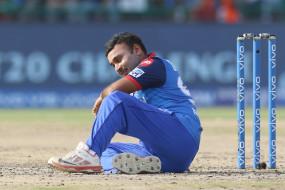 IPL-13: अमित मिश्रा चोट के कारण आईपीएल से बाहर