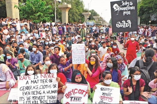 बांग्लादेश के राष्ट्रपति ने दुष्कर्म के मामलों के लिए फांसी की सजा के अध्यादेश पर हस्ताक्षर किया